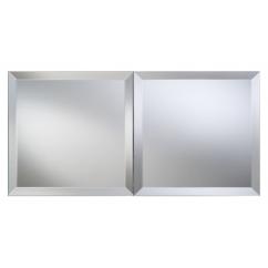 lustro Kwadrat Fazowany :: DUBIEL VITRUM - lustra produkcja